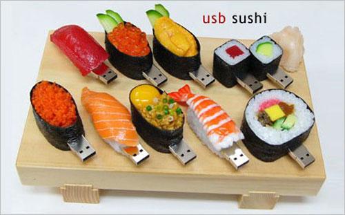 Plateau de clé sushi