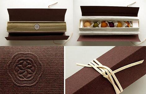 Bonbons sucrés - packaging-japonais
