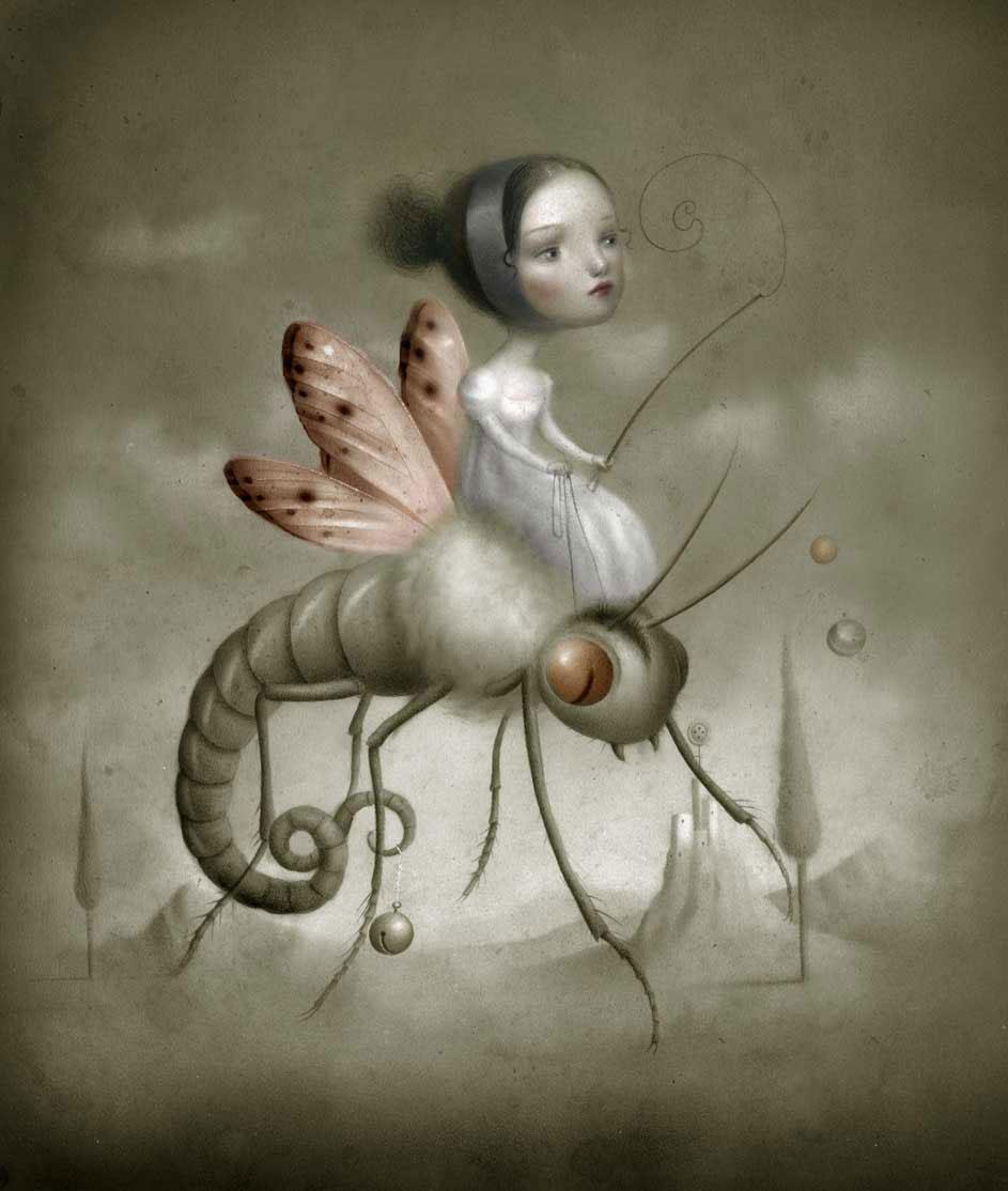 Fly - Nicoletta Ceccoli