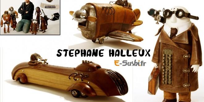 Stephane Halleux