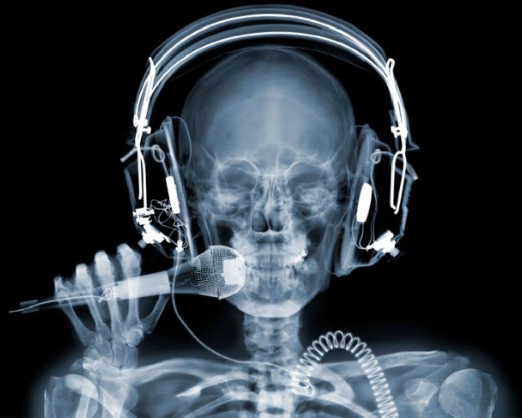 Rayon X Ray DJ