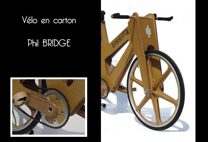 Le Vélo en Carton