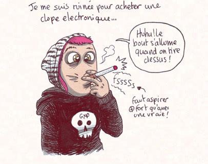 chabd et la cigarette electronique