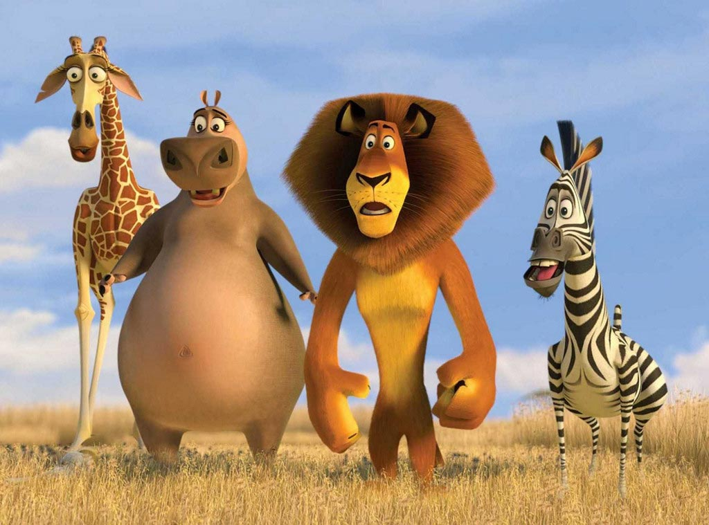 Madagascar 2 - En Afrique