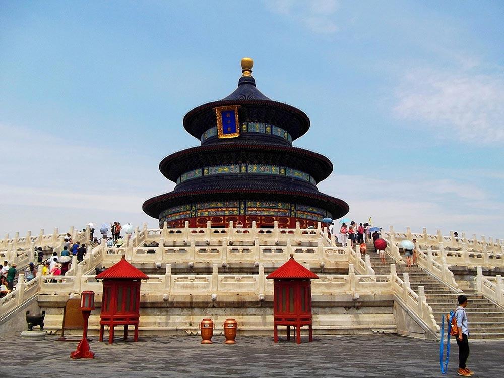 temple du ciel Pekin
