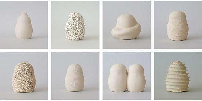 Sculptures: 99 Feelings by ArtMind