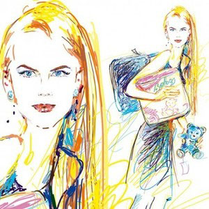 Nicole Kidman - Antoinette Fleu
