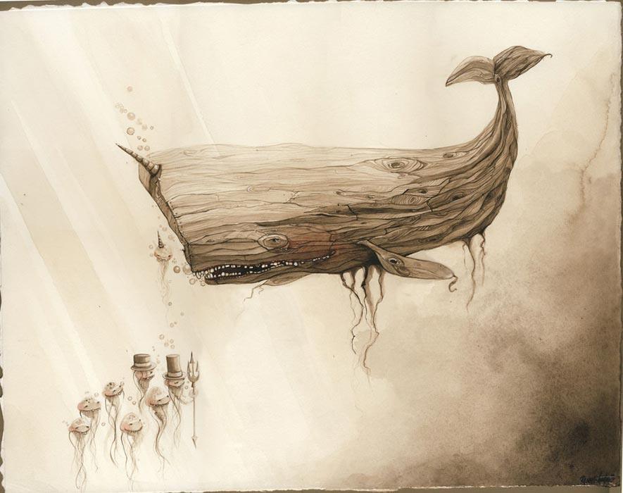 Trojan Whaleicorn