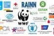 Les ONG - Logos