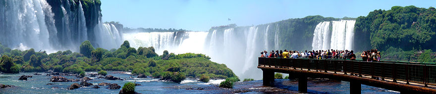 Iguazu - Photo panoramique