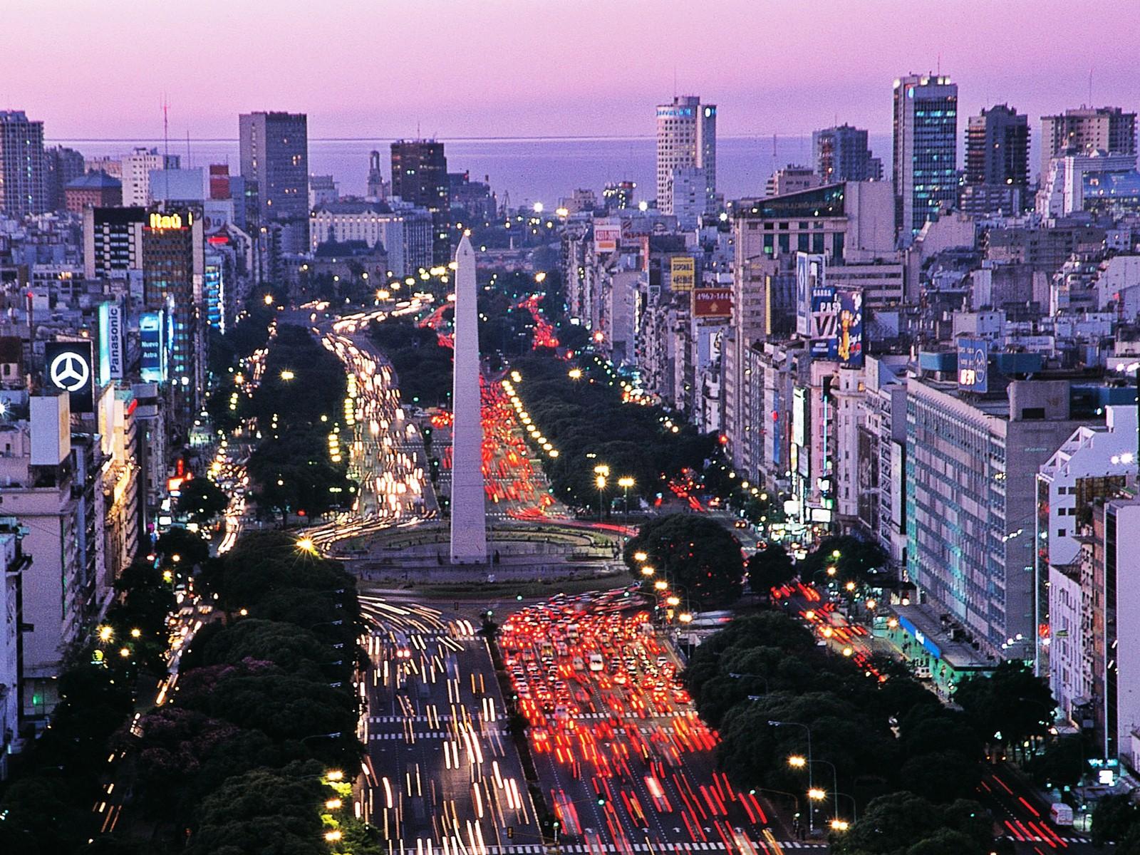 San felipe - Buenos Aires - Photo de nuit