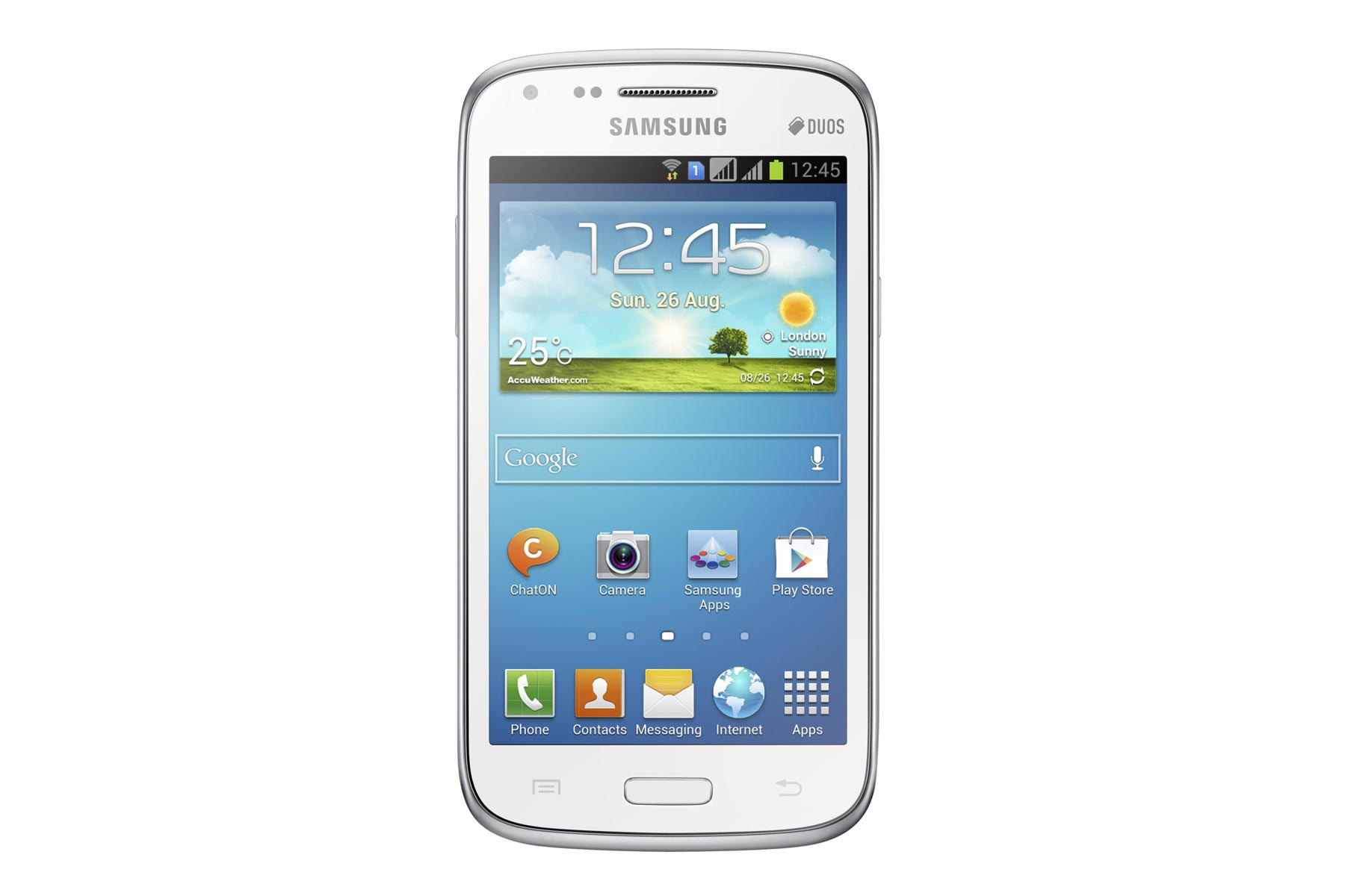 Android Samsung Galaxy