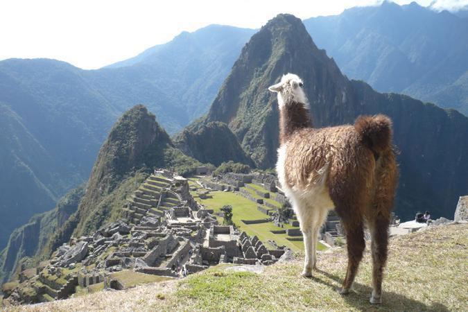 Voyage en Amerique Latine