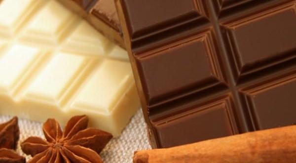 Chocolat Noir- Chocolat Blanc