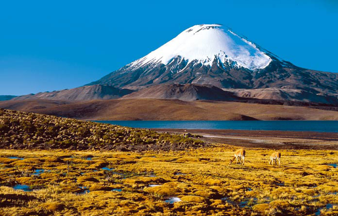 Photo de voyage au Chili