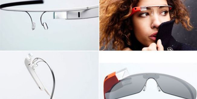 Google Glass - Lunettes