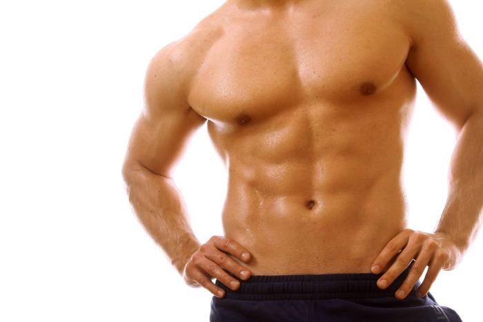 Exercice abdominaux homme