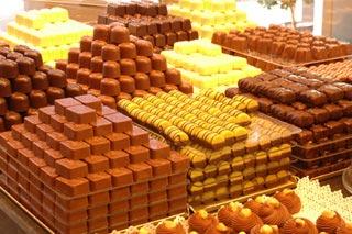 Le chocolat belge Leonidas