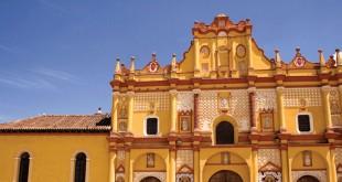 Une ville en Amérique du Sud - San-Cristobal-de-la-Casas