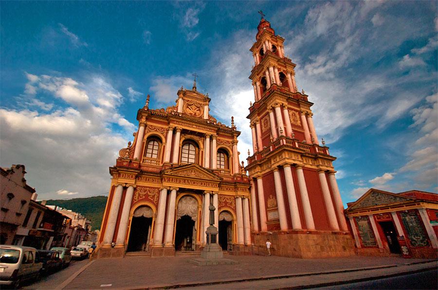 Salta - Ville argentine