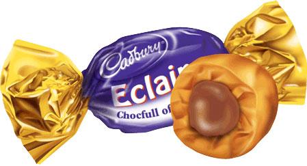 bonbon cadbury