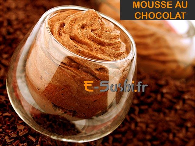 La mousse au chocolat - image