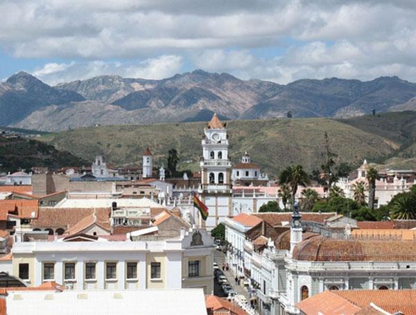 Sucre ville-coloniale