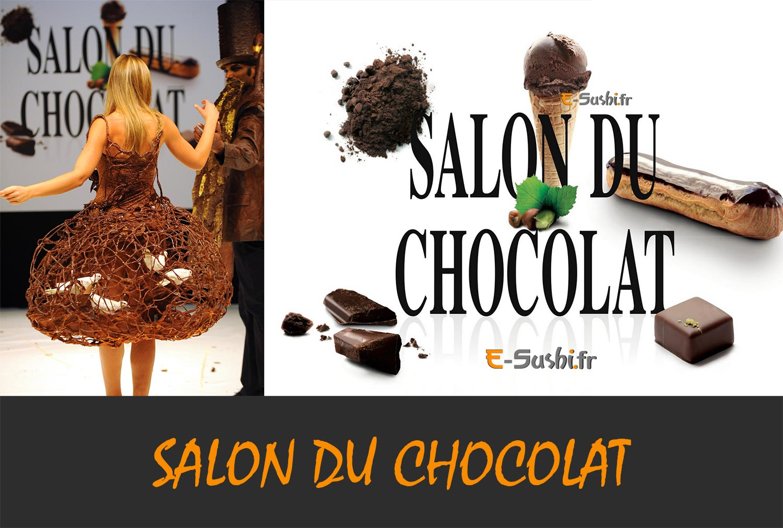 Le salon du chocolat paris arts et voyages for Salon du chocolat luneville