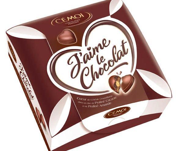 Le chocolat Cémoi