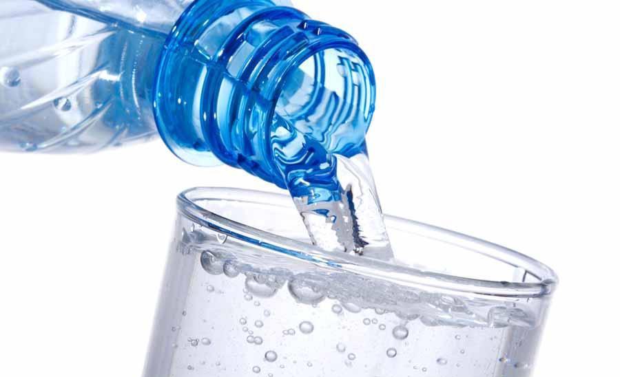 eau minérale gazeuse