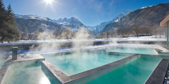 Les eaux thermales et minerales