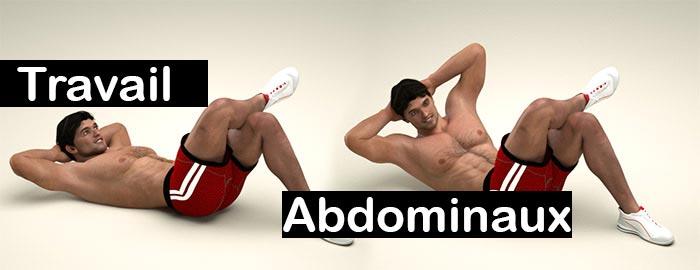 Travailler ses abdominaux