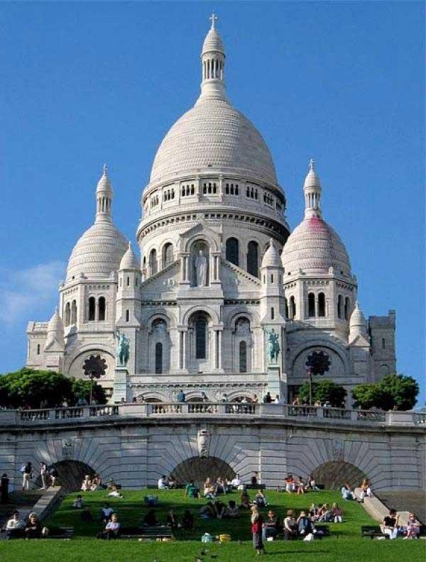 Site touristique du sacré coeur
