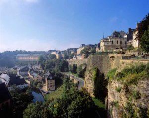 Fortifications de la ville de Luxembourg