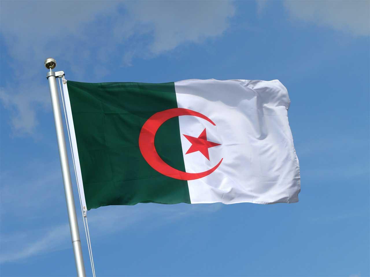 Algérie – Drapeau