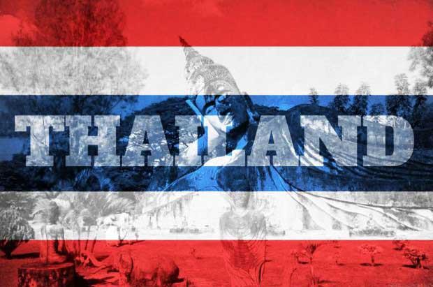 drapeau-thailande