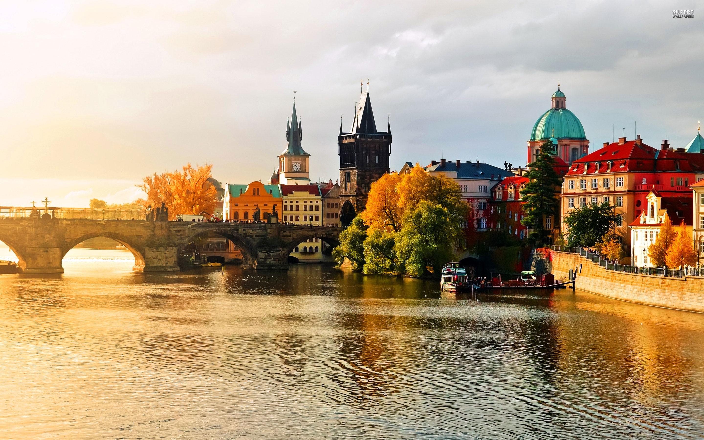 Photo de la ville de Prague