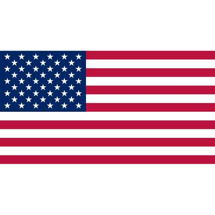 LesÉtats-Unis – Drapeau