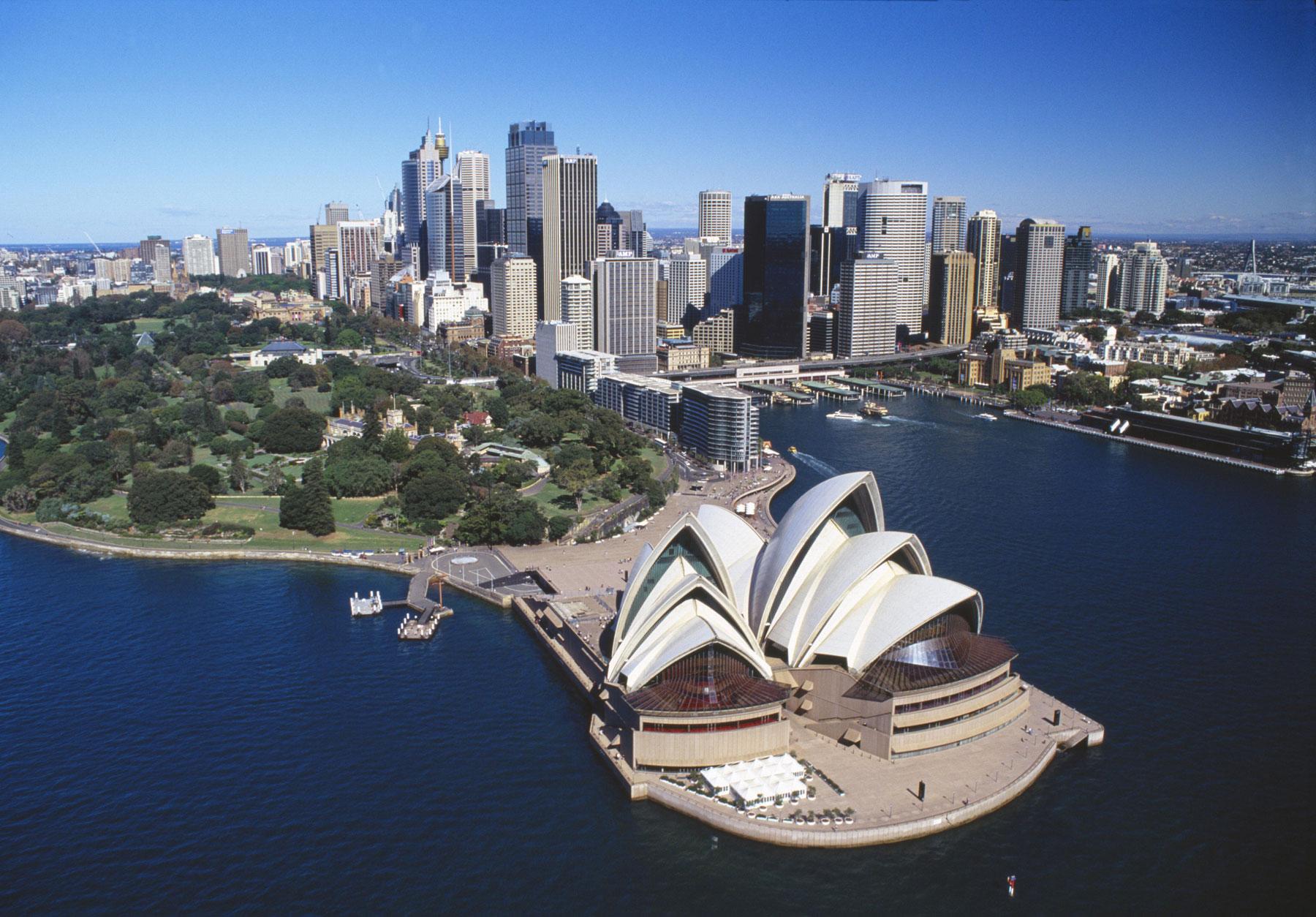 Opéra - House à Sydney
