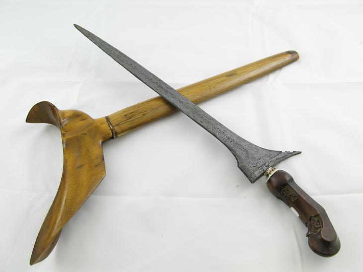Ancien keris - Blade