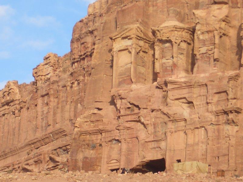 Site de Petra - Arabie Saoudite