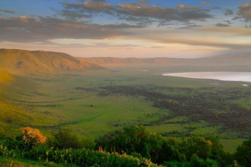 zone de Ngorongoro