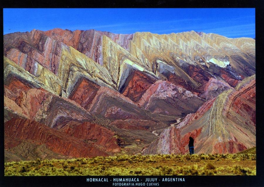Argentine voyage - Le quebrada-humahuaca
