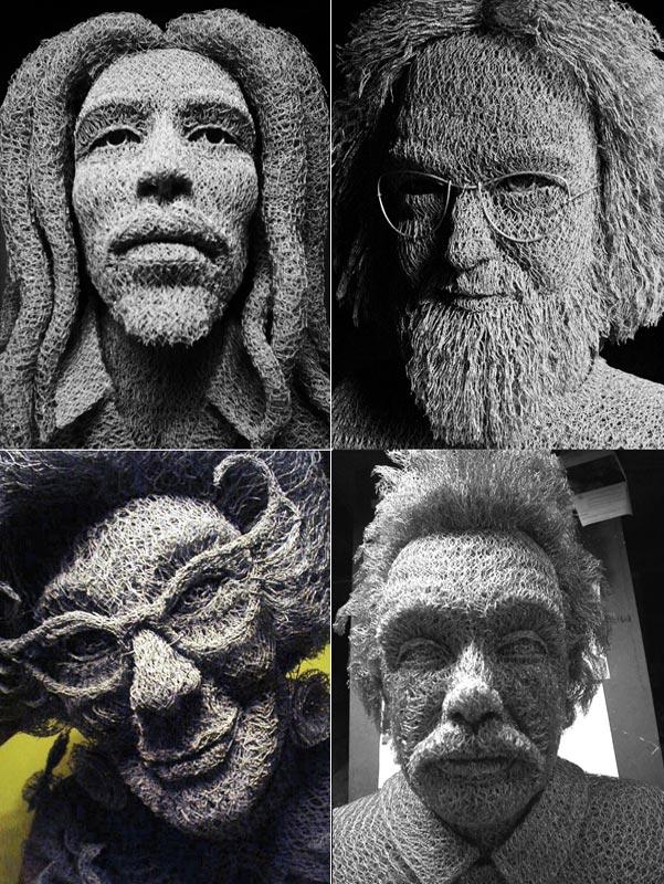 Sculptures - Ivan Lovatt