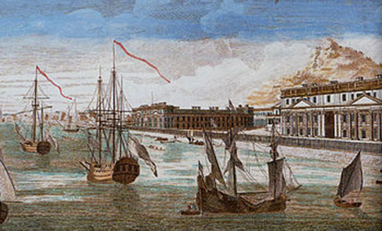 Pondichery - Compagnie des Indes Française