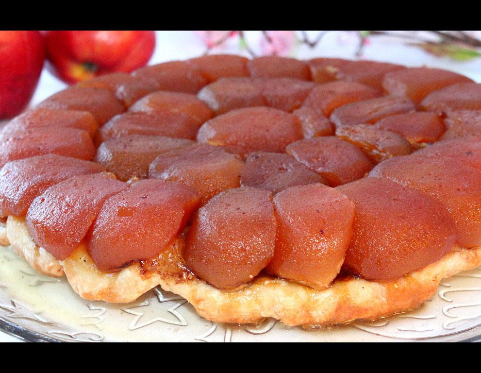 recette pour une tarte tatin arts et voyages