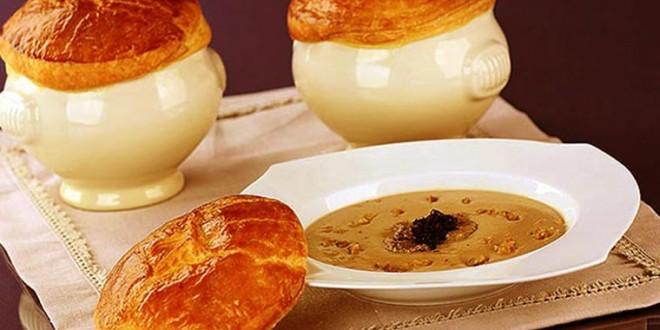 Soupe au foie gras