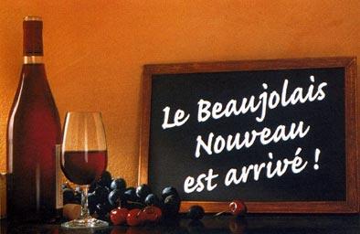 le Beaujolais nouveau