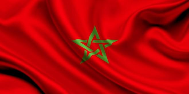 Maroc - Drapeau