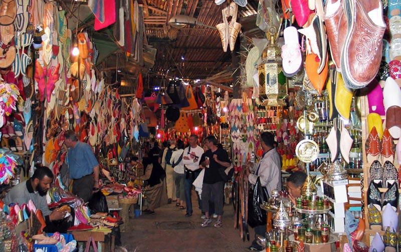 Souk du Maroc
